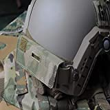 Supspy Tactical Helmet Counterweight Balancing