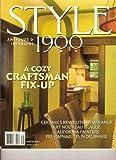 craftsman style kitchen Style 1900 (Winter 2007)