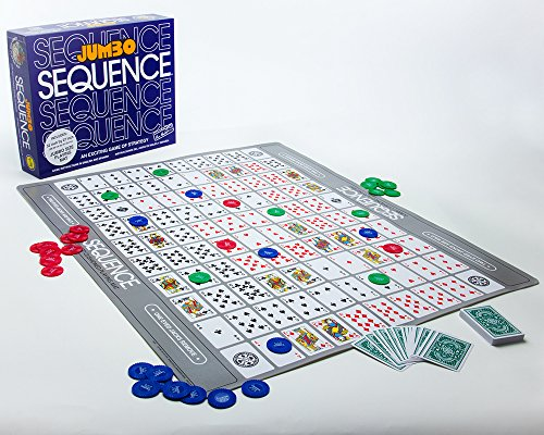 Jumbo Sequence Box Edition Buy Online In Uae Toys And