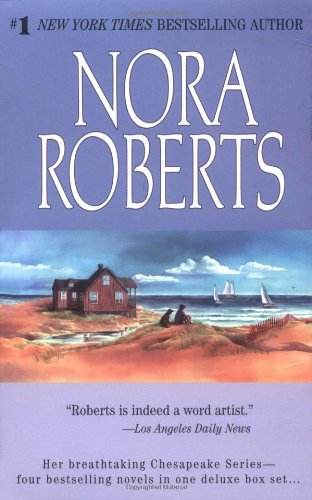 (The Chesapeake Series: Sea Swept / Rising Tides / Inner Harbor / Chesapeake Blue by Roberts Nora (2004) Paperback)