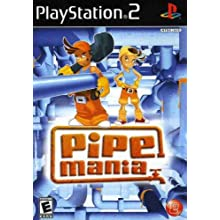 Pipe Mania - PlayStation 2