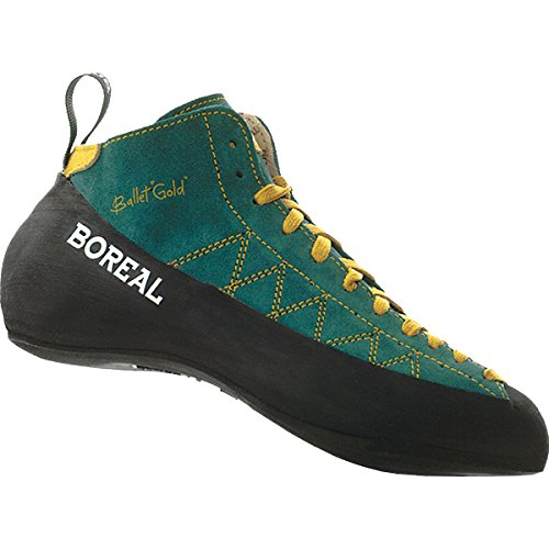 Boreal Ballet Gold Climbing Shoe One Color, US 8.0/UK 7.0 by Boreal