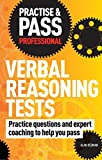 img - for Practise & Pass Professional: Verbal Reasoning Tests by Alan Redman (1-Jun-2010) Paperback book / textbook / text book