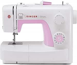 Singer 3223 Simple - Máquina de coser mecánica, 23 puntadas, color ...