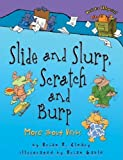 img - for Slide and Slurp, Scratch and Burp: More About Verbs (Words Are Categorical) by Brian P. Cleary (2009-03-04) book / textbook / text book