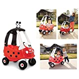 MGA Little Tikes Cozy Coupe Lady Bird