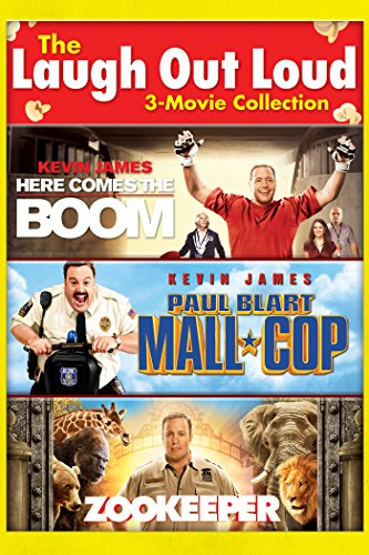 Here Comes the Boom / Paul Blart: Mall Cop / Zookeeper - - Mall Huntsville