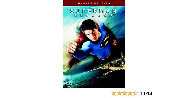 Superman Returns (2 DVDs) [Alemania]