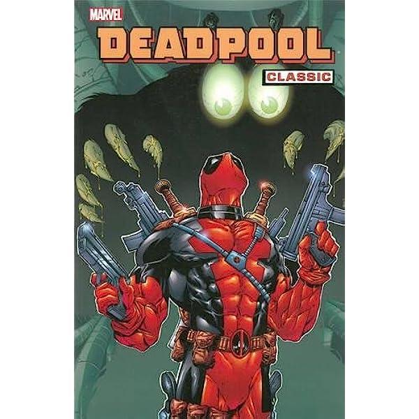 Deadpool Classic vol 2 TPB Unread NM SC GN collection Kelly McGuinness HULK run