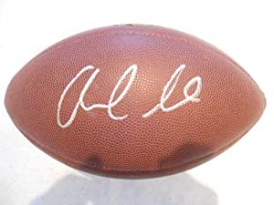 Autographed Andrew Luck Ball - hologram & coa X - JSA Certified - Autographed Footballs