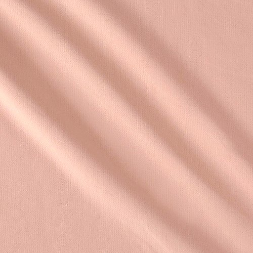 TELIO Double Weave Stretch Suiting Blush Fabric by The Yard