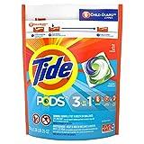Tide PODS Liquid Laundry Detergent Pacs, Clean Breeze, 31 count