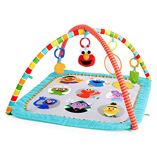 Bright Starts Fun with Sesame Street Friends Activity Gym