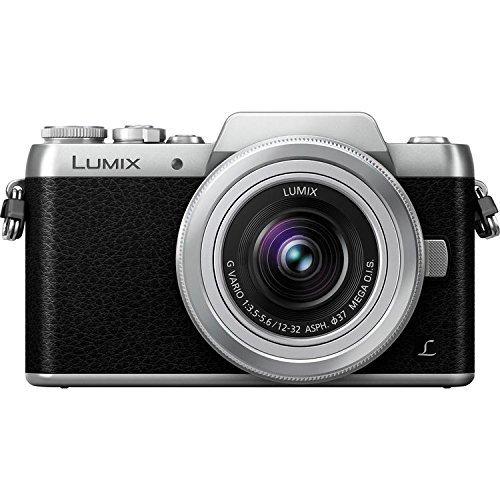 Panasonic DMC-GF7 Mirrorless Digital Camera (DSLM) with 12-32 mm Kit Lens (Black) - International Version (No Warranty)