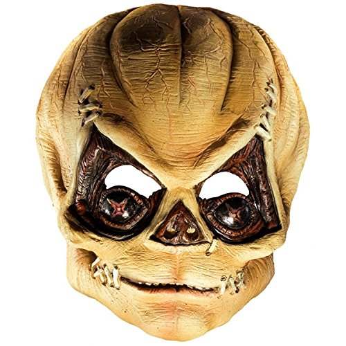Funny Halloween Costumes Ideas 2016 (Sam the Demon Mask Costume Accessory)