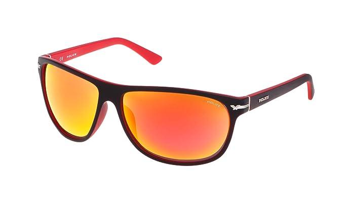 Police S1958M64NVBR Gafas de sol, Morado, 64 Unisex: Amazon ...