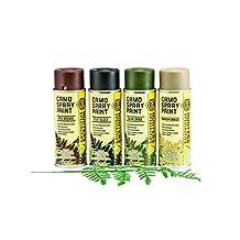 Hunter's Specialties Camo Spray Paint Kit
