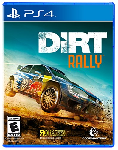 DiRT Rally - PlayStation 4 -