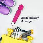 Cordless-Massager-della-bacchetta-da-Yarosi-Strongest-terapeutico-Vibrante-Potenza-meglio-votati-per-il-regalo-Viaggi-Magic-stress-di-distanza-Perfetto-per-dolori-muscolari-USB-Mini-Rosa