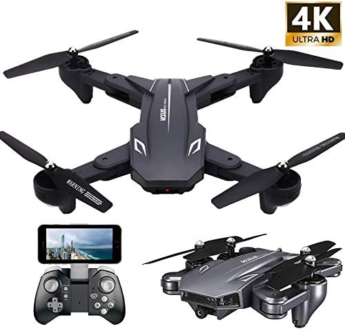 VISUO XS816 4k Drone with Camera Live Video