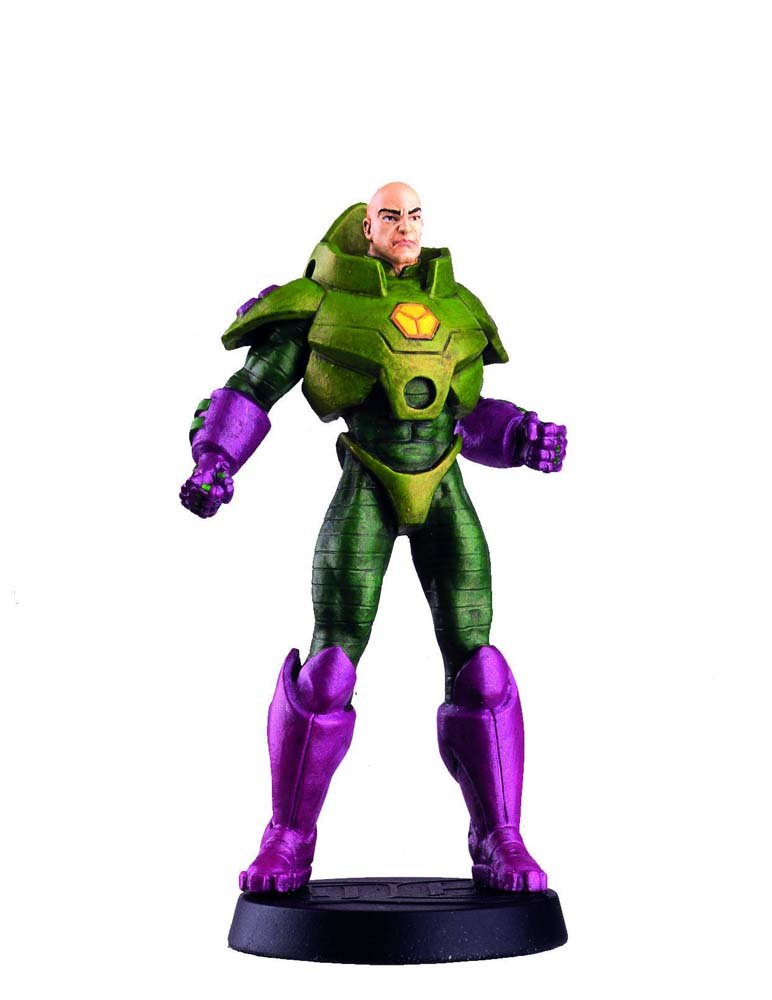 DC Super Hero Collection #11 Lex Luthor by Prannoi USA