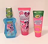 My Little Pony Firefly Mouthwash Set