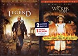 I Am Legend / The Wicker Man (2-Pack)