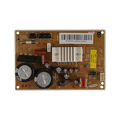 Samsung DA92-00459F Refrigerator Power Control Board Genuine Original Equipment Manufacturer (OEM) Part