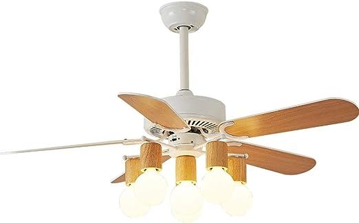 Lámparas de araña Luz del Ventilador del Techo De La Sala De Estar ...