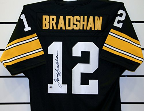 Terry Bradshaw Autographed Pittsburgh Steelers (Terry Bradshaw Signed Jersey)