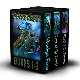 The Warden Series (Books 1 - 3) by [Hardman,Kevin]