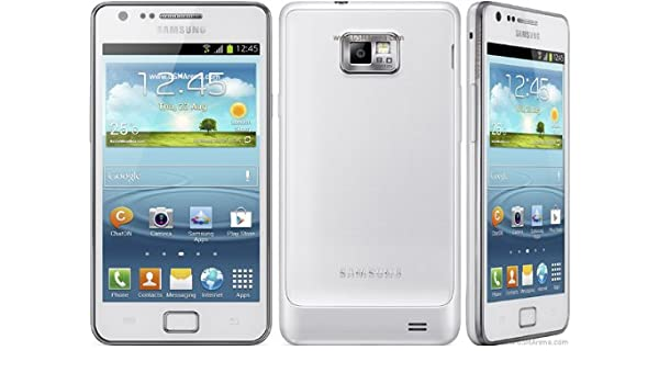 Amazon.com: Samsung Galaxy S II Plus, i9105 Blanco, Version ...