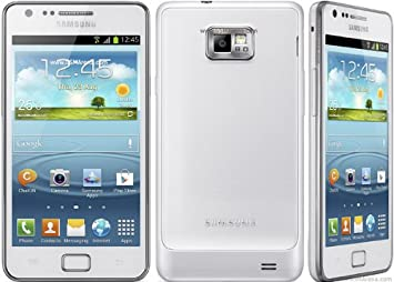 Amazon.com: Samsung Galaxy S II Plus, i9105 Blanco, Version ...