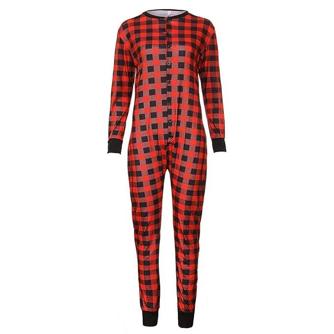 Conjunto de Pijamas Familiares de Navidad, Mono de Las Mujeres ...
