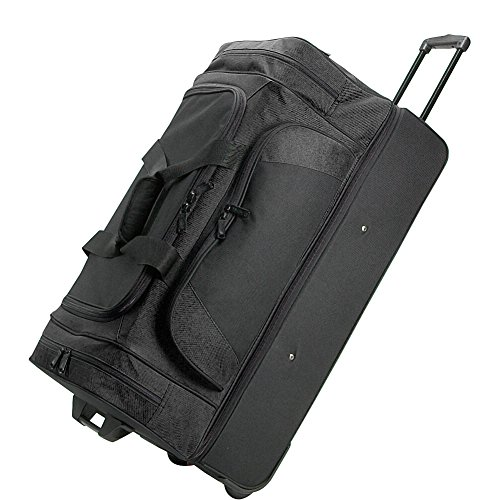 netpack-rocky-wheeled-duffel-ii-black