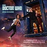 Doctor Who Official 2018 Calendar - Square Wall Format (Calendar 2018)