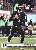 #7: 2018 Panini NFL Football #241 Nick Foles Philadelphia Eagles Official Trading Card