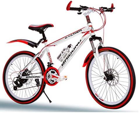 YAOXI Bicicleta De Montaña con Absorción De Choque La Horquilla De ...