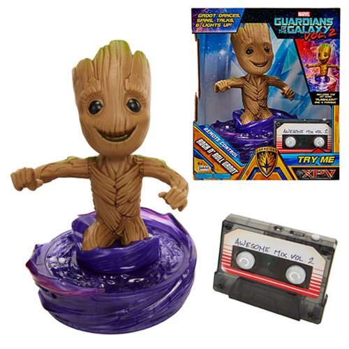 Rock N' Roll Groot