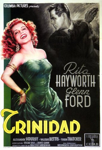 Used, Affair in Trinidad Movie Poster (11 x 17 Inches - 28cm for sale  Delivered anywhere in USA