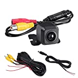 Yescom Universal Car Rear View CMOS Reverse Backup Parking Camera 480TVL Waterproof Review