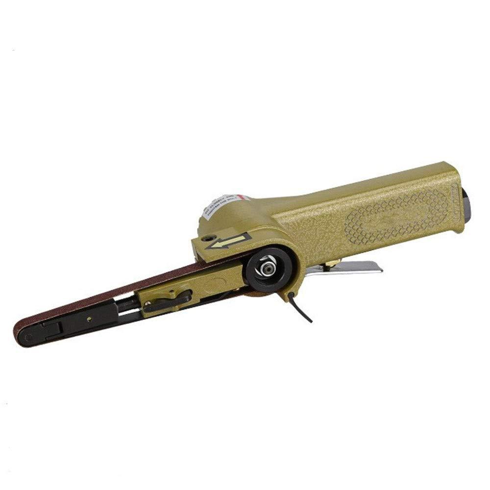 Pneumatic Belt Machine, Industrial Grade Handheld Ring Belt Machine Hand Tool by XIAOL-Pneumatic Tool