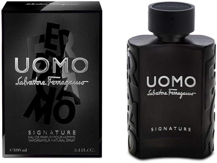 Salvatore Ferragamo, Agua de perfume para hombres - 100 ml.
