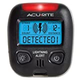 AcuRite 02020CA Portable Lightning Detector