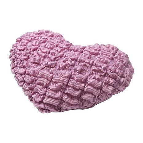 IKEA - cojín SARBAR, 30 x 40 cm - color del corazón: Amazon ...