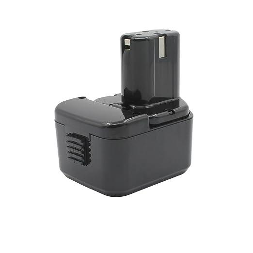 15 opinioni per KINSUN Utensili Elettrici Batteria 12V 3.0Ah Ni-MH Per Hitachi EB 1212S EB 1214L