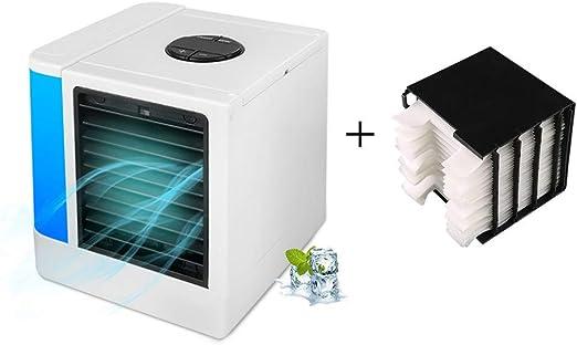 MSG ZY Ventilador de Aire Acondicionado portátil, Mini ...
