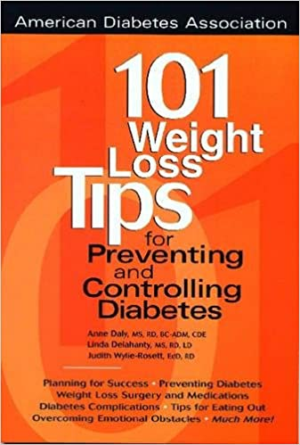 101 Weight Loss Tips For Preventing And Controlling Diabetes Anne
