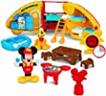 Fisher-price Disneys Mickey Mouse Campers Playset by Fisher-Price