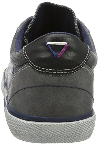 s.Oliver Herren 13622 Low-Top Grau (GREY 200)